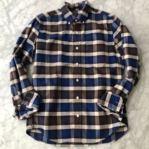 J. Crew Factory slim oxford button down